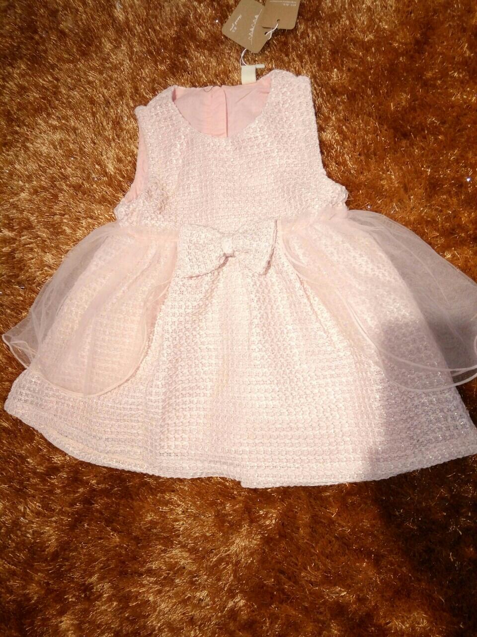 粉色公主裙