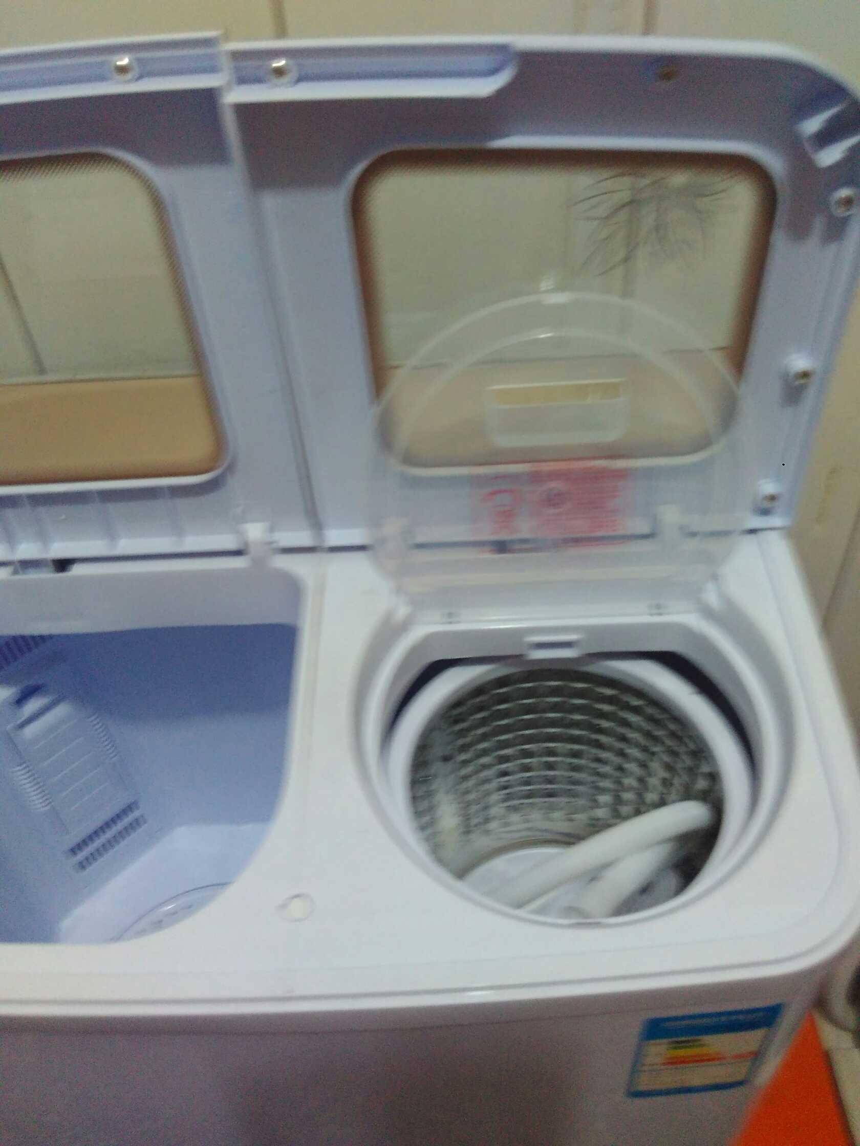 小鸭迷你洗衣机